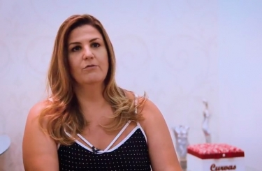 Depoimento <b>Andréa</b>
