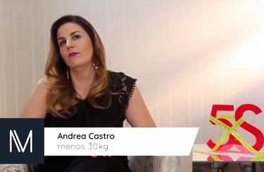 Tratamento Emagrecimento 5S - Andrea